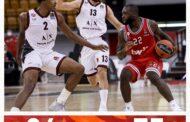 Turkish Airlines Euroleague #Round 3 2020-21: una brutta Olimpia Milano cade ad Atene sotto i colpi di Sloukas ed Harrison e perde l'imbattibilità