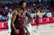 LBA Legabasket 3^ andata 2020-21: dopo il KO di Belgrado la Reyer Venezia vuole rifarsi in casa vs la Carpegna Prosciutto Pesaro