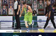 Basketball Champions League #Game1 2020-21: all'esordio la Dinamo Sassari di Marco Spissu risponde presente vs il Galatasaray