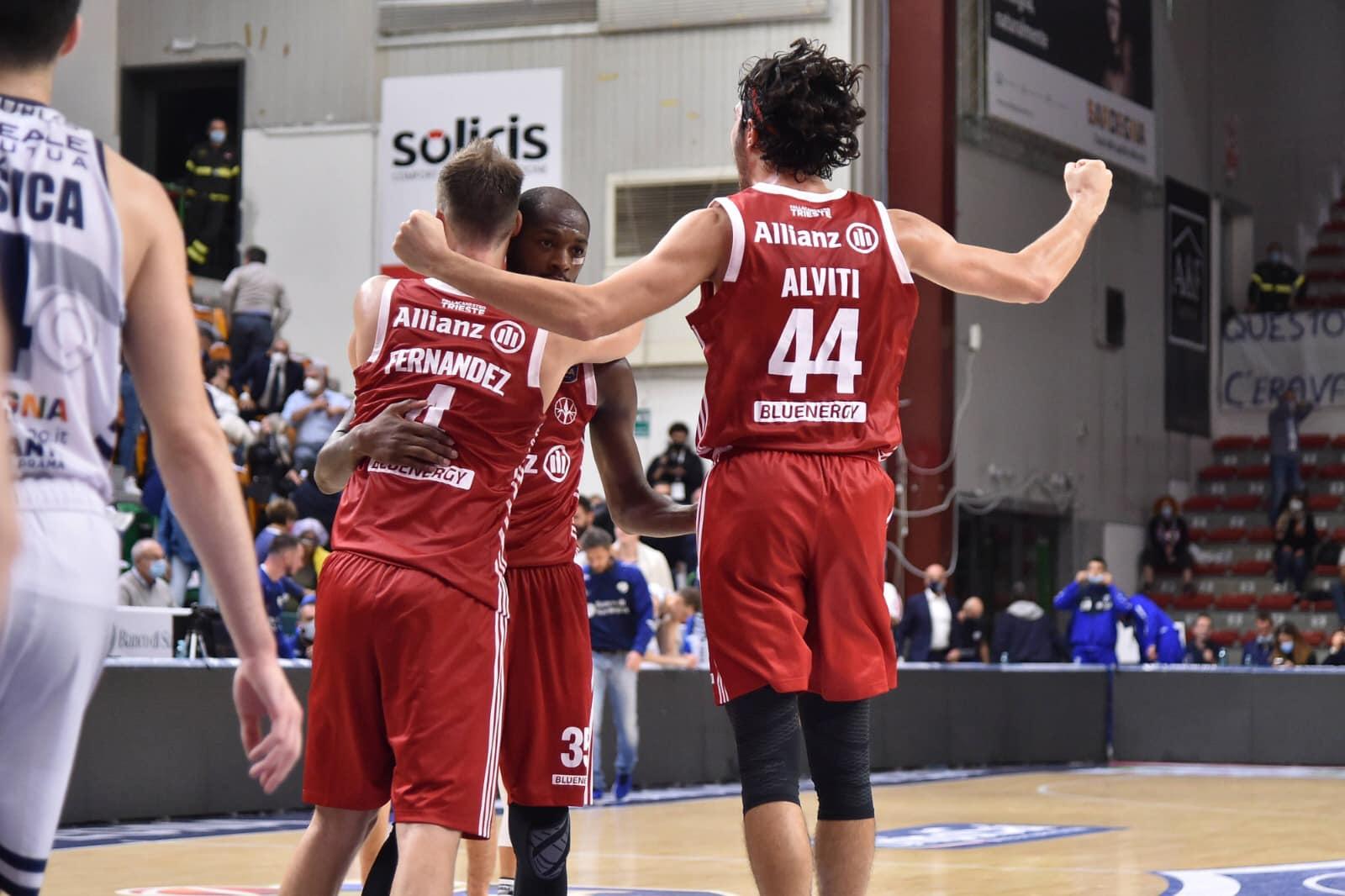 LBA Legabasket 2^ andata 2020-21: Dinamo Sassari e Fortitudo Bologna in difficoltà oppure è solo un semplice momento di calo?