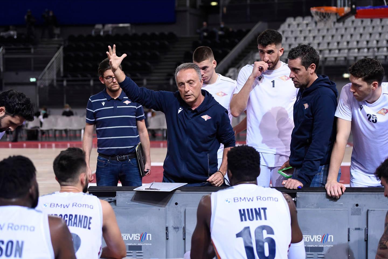 LBA Legabasket 2020-21 4^ andata: sarà sfida impari al Forum di Assago tra Olimpia Milano e Virtus Roma?