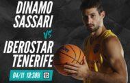 Basketball Champions League #Game2 2020-21: la Dinamo Sassari di nuovo in casa vs i favoritissimi campioni dell'Iberostar Tenerife