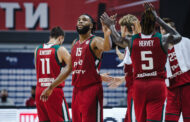 7DAYS Eurocup #Round7 2020-21: la Virtus Bologna vs il Lokomotiv Kuban a Krasnodar per mantenere il primato nel girone