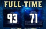 Basketball Champions League #Game2 2020-21: Brindisi viene travolta da una San Pablo Burgos perfetta