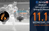 7DAYS Eurocup #Round7 2020-21: in Grecia vs il Promitheas Patrasso il cammino della Dolomiti Energia Trentino