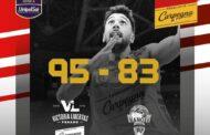 LBA Unipolsai 6^ andata 2020-21: ancora un OT fatale alla Vanoli Cremona anche vs la Carpegna Prosciutto Pesaro cede per 95-83
