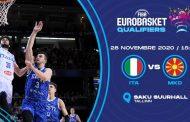 FIBA EuroBasket Qualifiers 2022: è iniziata a Roma il raduno per l'Italbasket maschile ma senza Paolo Banchero