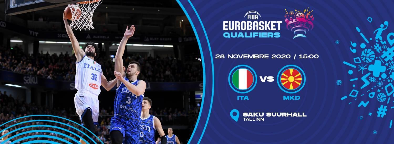 FIBA EuroBasket Qualifiers 2022: è iniziato a Roma il raduno per l'Italbasket maschile ma senza Paolo Banchero