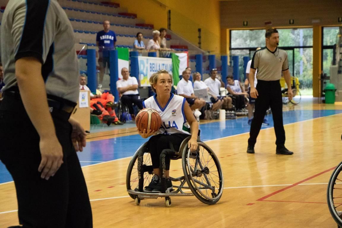 Basket in carrozzina ItalFipic 2020-21: è arrivata l'ora del raduno delle Nazionali ItalFipic U22 e ItalFipicRosa