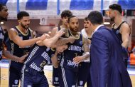 Basketball Champions League #Game4 2020-21: l'Happy Casa Brindisi batte in casa il Filou Oostende e prenota un posto per il prossimo turno