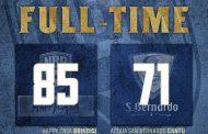 LBA Unipolsai 10^ andata 2020-21: Brindisi non teme il gioco fisico di Cantù e vince la sua nona sinfonia 85-71.
