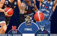 LBA Legabasket recupero 8^ andata 2020-21: Brandon Taylor ancora on fire, porta in cielo Reggio Emilia vs Bologna Fortitudo
