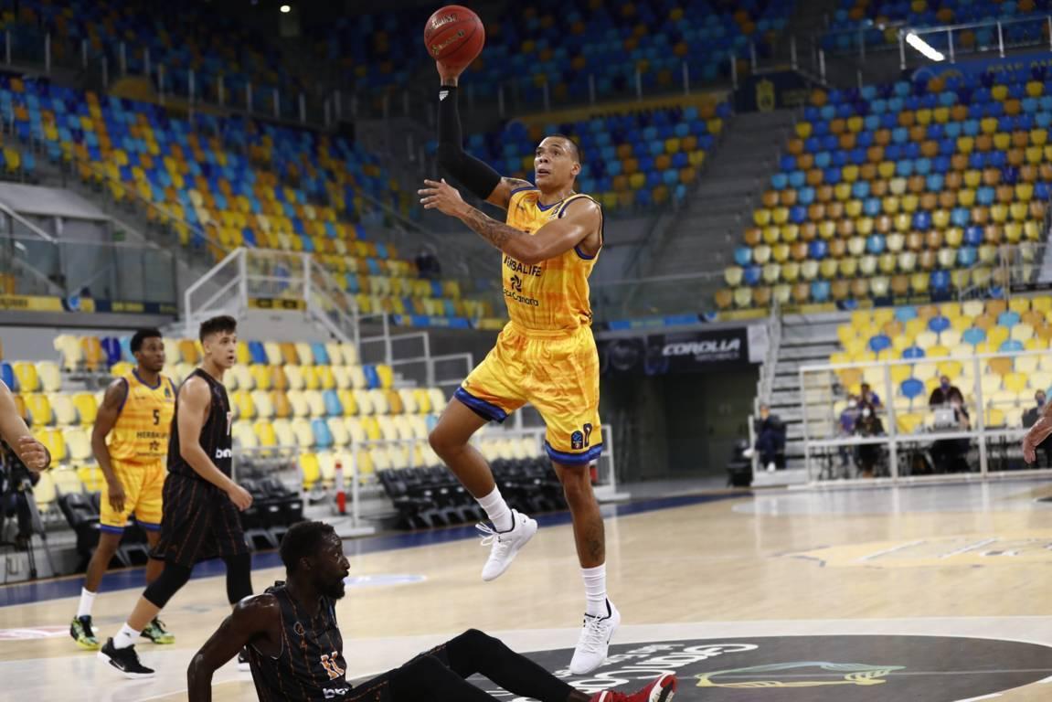 7DAYS Eurocup #Round10 2020-21: si gioca il primo posto nel girone D la Dolomiti Energia Trentino in casa vs il Gran Canaria