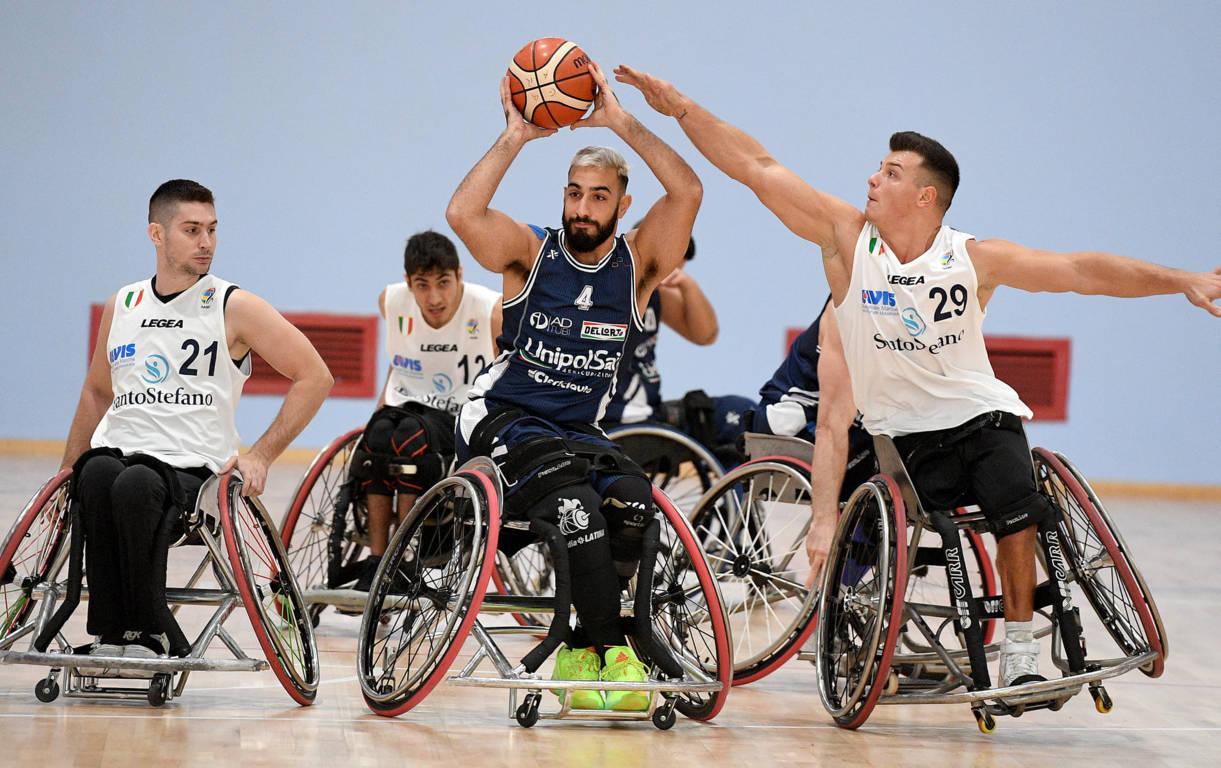 Basket in carrozzina 2020-21: ecco la nuova stagione FIPIC al via a gennaio con il nuovo format a due girone in #SerieA