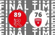 Unipolsai 11^ andata 2020-21: il season-high di Brandon Taylor porta Reggio Emilia alla quinta vittoria, in casa di Varese 76-89