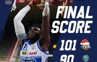 LBA Legabasket recupero 8^ andata 2020-21: la Vanoli Cremona si sveglia in ritardo e la Dé Longhi Treviso va di centello con super Logan