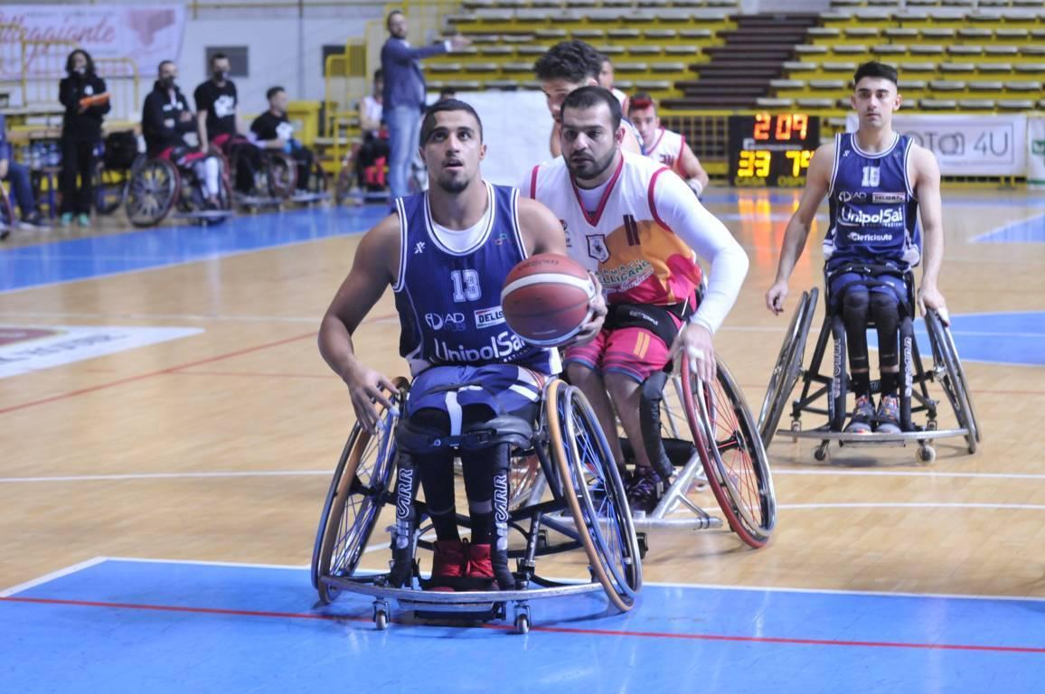 Basket in carrozzina #SerieAFipic 2^ andata 2020-21: derby lombardo per l'Unipolsai Briantea84 Cantù ed SBS Montello a chiudere la 2^ giornata