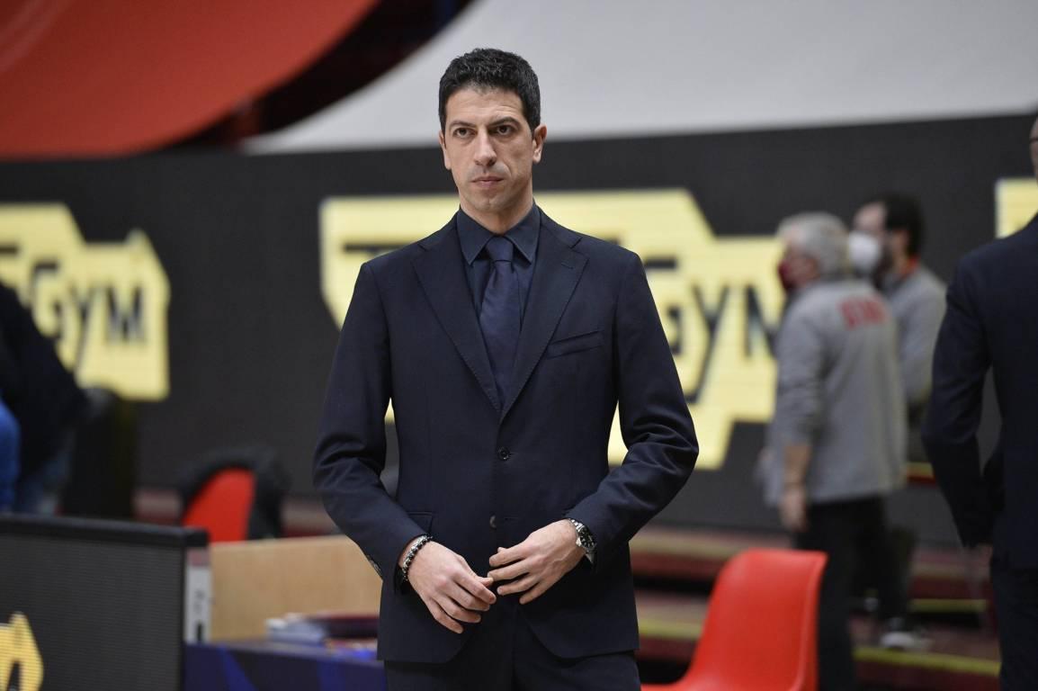 LBA UnipolSai Mercato 2021-22: alla Fortitudo Kigili Bologna ritorna a dirigere le operazioni coach Antimo Martino