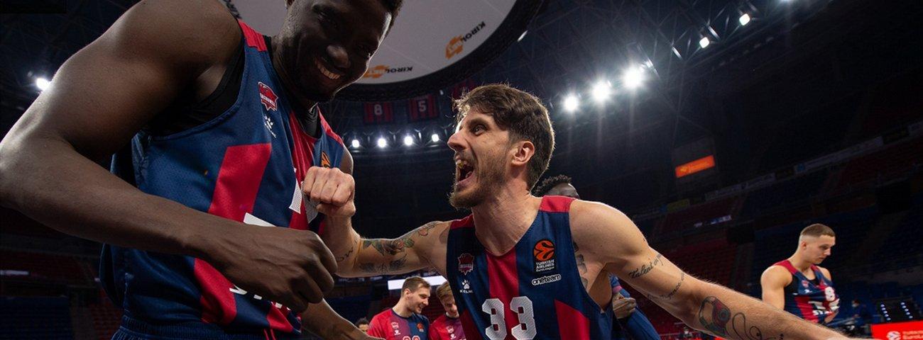 Turkish Airlines Euroleague #Round18 2020-21: altro che ilPupazzo33, Achille Polonara fa la differenza ai massimi livelli al Baskonia