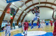 A2 Old Wild West 15^ giornata girone rosso 2020-21: nella lotta tra l'Atlante Eurobasket Roma e la GTG Pistoia la spuntano i romani, aria di Playoff?