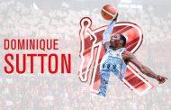 LBA Unipolsai Mercato 2020-21: l'UnaHotels Reggio Emilia  ingaggia Dominique Sutton fino alla fine della stagione