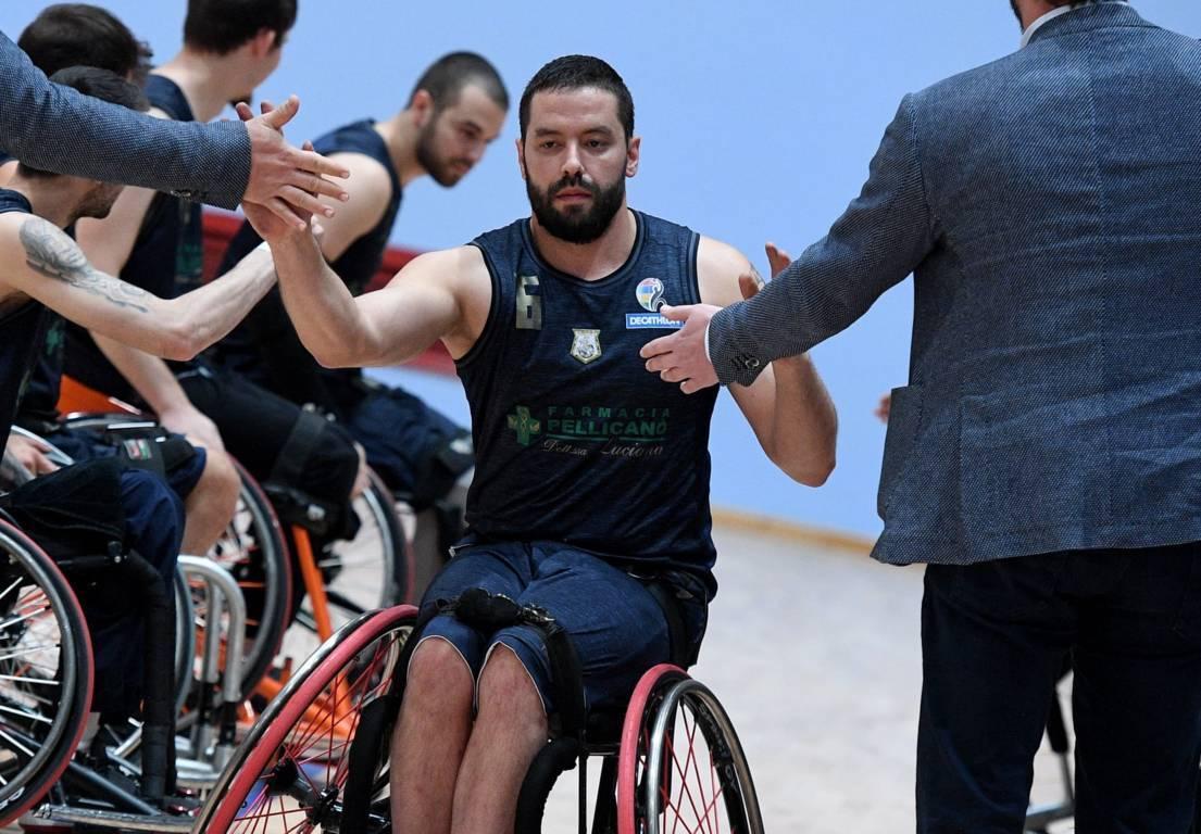 Basket in carrozzina #SerieAFipic 3^ andata 2021: un turno monco con #BigMatch tra Briantea84 e GSD Porto Torres che si gioca lunedì 8 febbraio