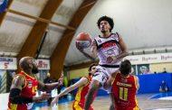 A2 Old Wild West girone rosso 20^ giornata 2020-21: l'Atlante Eurobasket Roma cala l'11esima vittoria! battuta anche Ravenna.