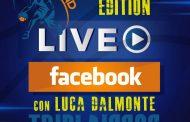 TriplaDoppia by All-Around.net 2020-21: 25^ Puntata live su Facebook di TriplaDoppia con Luca Dalmonte ospite speciale