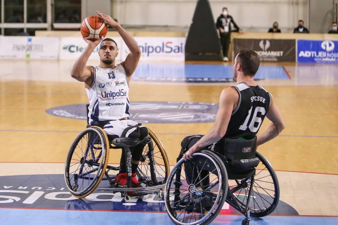 Basket in carrozzina #SerieAFipic 5^ giornata 2021: è ancora derby tra SBS Montello ed UnipolSai Briantea84 Cantù, la parola a Francesco Santorelli