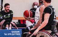 Basket in carrozzina #SerieAFipic 5^ giornata 2021: la Dinamo Lab Sassari si scuote in ritardo e la DECO Group Amicacci porta a casa il match