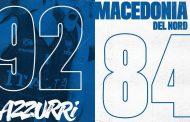 FIBA EuroBasket Men 2022 Qualifiers: solida Italbasket di coach Sacchetti che batte la Macedonia del Nord nella bolla russa di Perm.