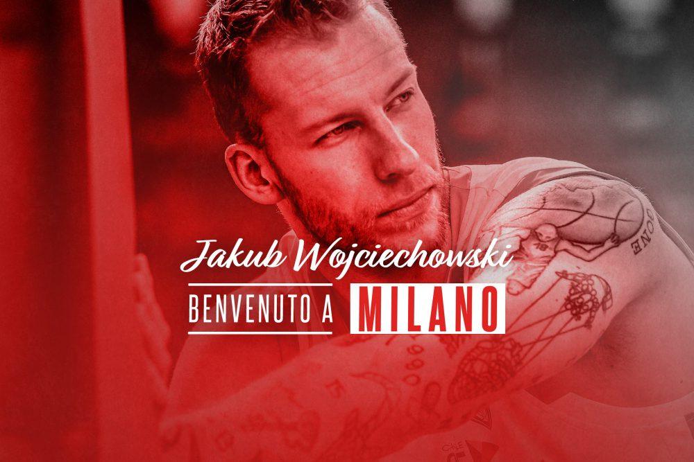 LBA UnipolSai Mercato 2020-21: l'Olimpia Milano allunga le rotazioni, preso Jakub Wojciechowski.