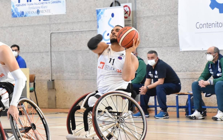 Basket in carrozzina #SerieAFipic 6^ giornata 2021: S.Stefano vince il girone A, storica vittoria della BIC Reggio Calabria, ok Padova in attesa di Briantea84 vs GSD Porto Torres