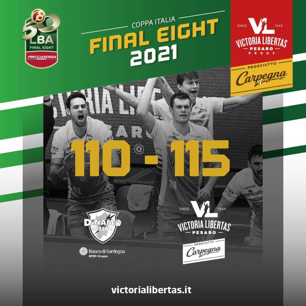 TriplaDoppia by All-Around.net 2020-21: 21^ Puntata della nuova stagione live su Facebook di TriplaDoppia con le Final Eight di Coppa Italia LBA in primo piano
