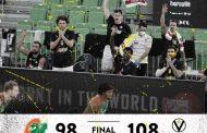 7DAYS Eurocup Top 16 #Round5 2020-21: missione compiuta per la Virtus Segafredo Bologna che ai supplementari espugna Lubijana e blinda il primo posto nel girone G