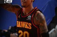 NBA Regular Season 2020-21: è degli Atlanta Hawks il derby italiano vs Golden State Warriors. Ok Bucks, Nets, Celtics, Lakers, Hornets, Twolves, Pacers, Nuggets, Jazz e Trail Blazers