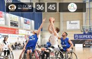 Basket in carrozzina Giovanili gruppo A Fipic 2021: un buonissimo debutto con vittoria per l'UnipolSai Briantea84 Cantù sul difficile campo delle Iene Padova Millennium Basket