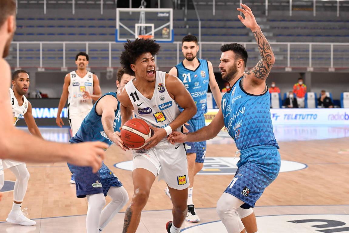 LBA UnipolSai preview 8^ ritorno 2020-21: la Dolomiti Energia Trentino per uscire dal pantano, la Germani Brescia per i Playoffs