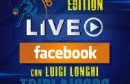 TriplaDoppia by All-Around.net 2020-21: 28^ Puntata #LiveFacebook di TriplaDoppia con il Presidente della Dolomiti Energia Trentino, Luigi Longhi, ospite speciale