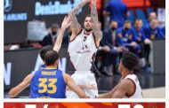 Turkish Airlines Euroleague #round 30 2020-21: la difesa catalana avvolge e neutralizza l'attacco dell'Olimpia Milano. Barcellona corsaro ad Assago.