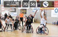 Basket in carrozzina #SerieAFipic Playoffs 2021: l'UnipolSai Briantea84 Cantù vince #Gara1 vs Dinamo Lab Sassari mentre la Padova Millennium Basket fa la storia!