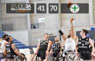 Basket in carrozzina #SerieAFipic Playoffs 2021: in #Gara1 delle semifinali travolgente S.Stefano Avis vs il Padova Millennium Basket mentre l'UnipolSai Briantea84 Cantù vince a Giulianova vs Amicacci battagliando