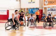 Basket in carrozzina #SerieBFipic 2^ giornata 2021: niente da fare per l'NTS Riviera Basket Rimini in casa vs il Menarini Volpi Rosse Firenze