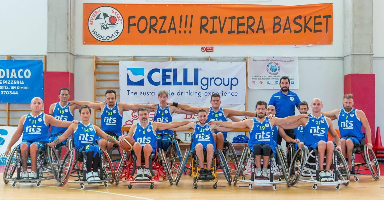 Basket in carrozzina #SerieBFipic 2^ giornata 2021: si riparte e nel girone C si attende il #BigMatch tra NTS Riviera Basket Rimini ed il Menarini Volpi Rosse Firenze