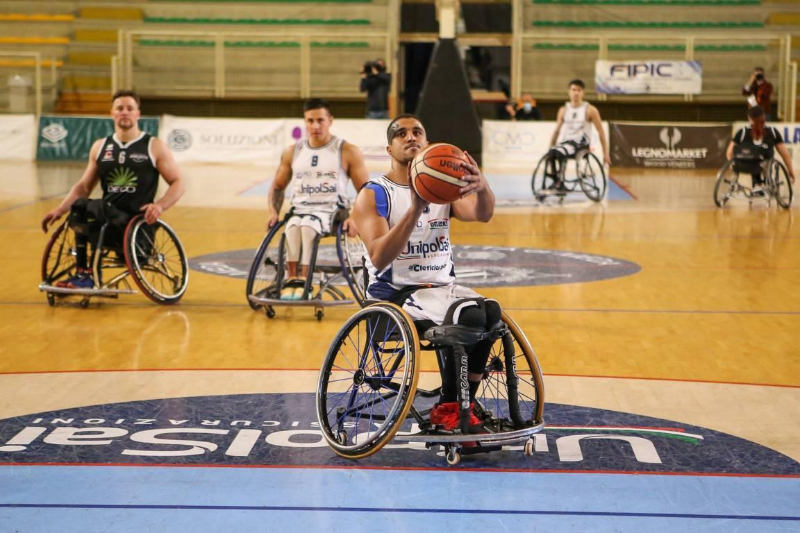 Basket in carrozzina #SerieAFipic Finali Playoffs 2021: qualche curiosità prima di #Gara1 tra le contendenti UnipolSai Briantea84 Cantù e S.Stefano Avis