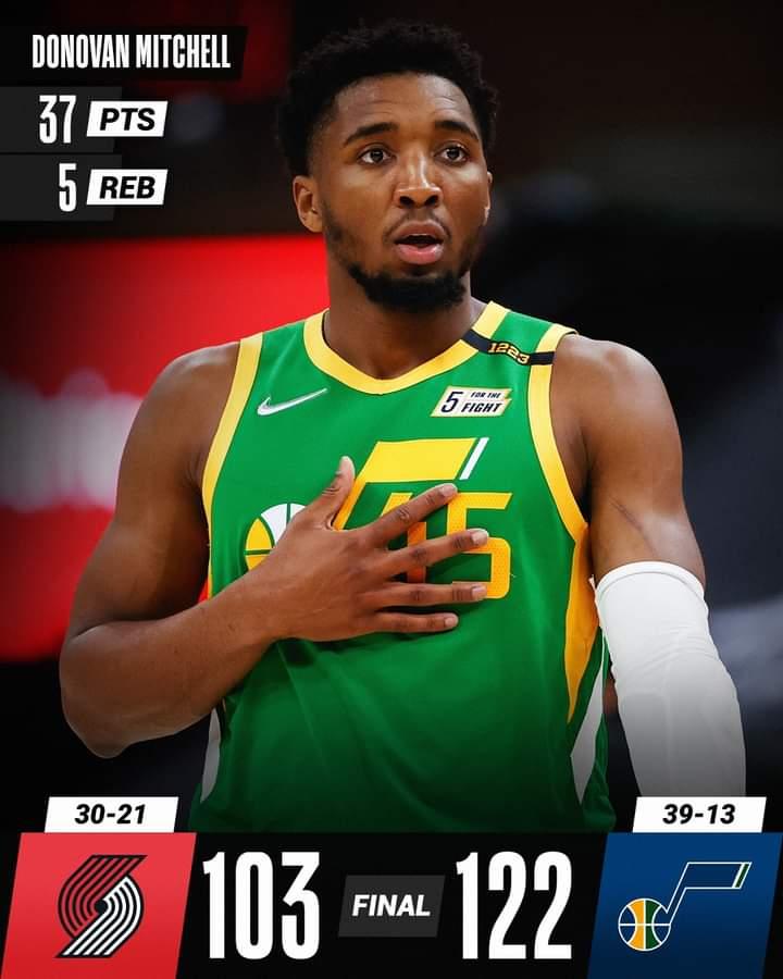 NBA Regular Season 2020-21: gli Utah Jazz tornano alla vittoria, Dallas Mavericks ok come i Clippers, Bulls, Cavs, Pistons e nel remake della finale gli Heat piegano i Lakers