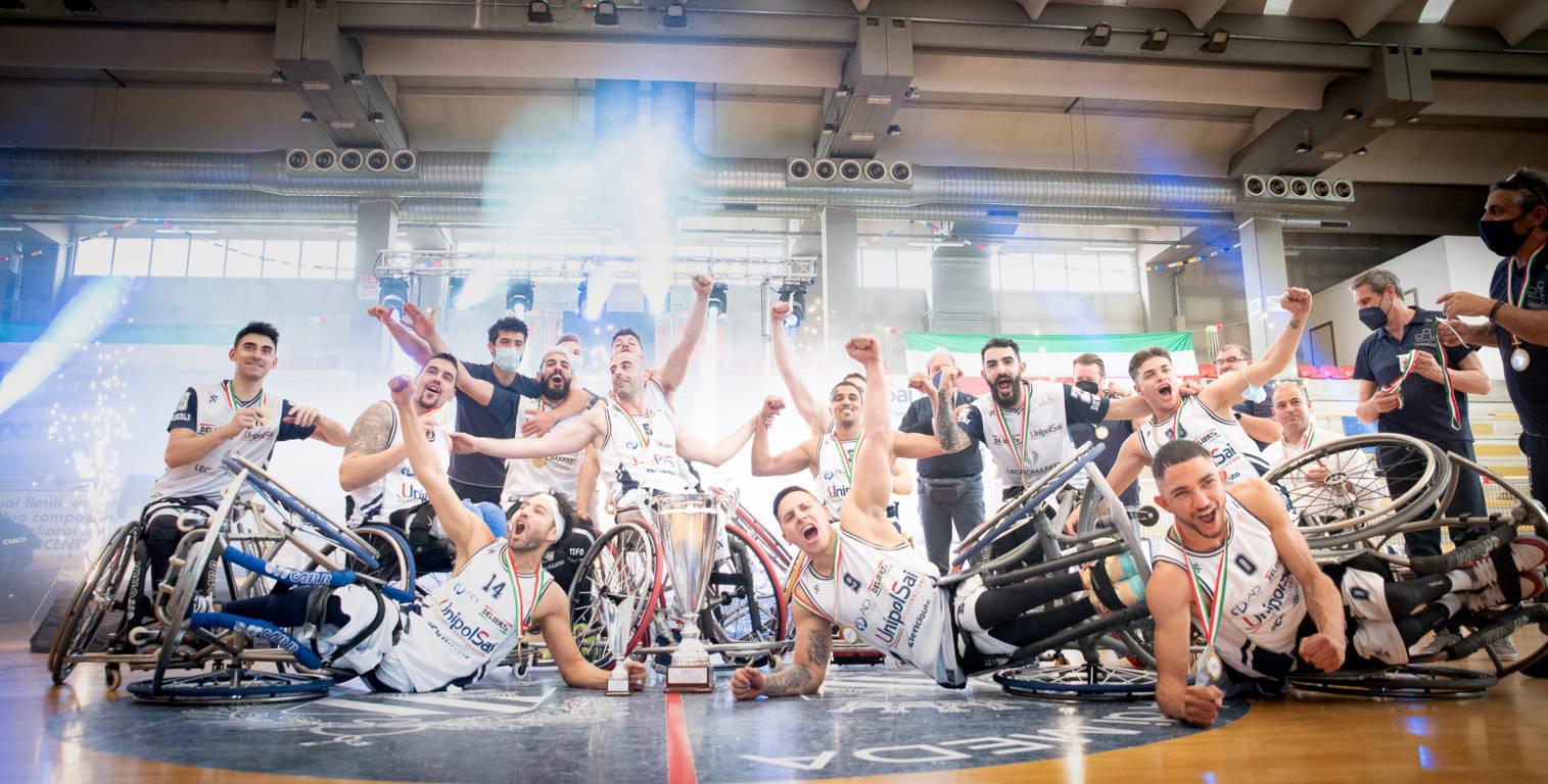 Basket in carrozzina #SerieAFipic 2021-22: sorteggiati i gironi del prossimo campionato #SerieAFipic, aperta