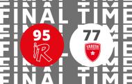 LBA Unipolsai 11^ritorno 2020-21: Reggio Emilia da record contro Varese, vittoria fondamentale per la salvezza