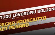 LBA UnipolSai preview 11^ ritorno 2020-21: per una Fortitudo Bologna a dir poco inquieta arriva una Carpegna Prosciutto Pesaro che non sa più vincere