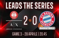 Turkish Airlines Euroleague Playoff #game2 2020-21: l'Olimpia Milano vince ancora contro il Bayern, ora le Final Four distano solo una vittoria